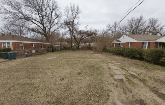 0.1406-Acre Gem in Oklahoma City! Just 3 Miles Outside the City Center!